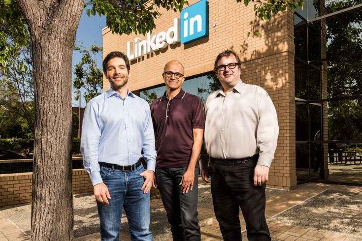 Microsoft to buy LinkedIn for $26.2 bn - http://thehawk.in/news/microsoft-to-buy-linkedin-for-26-2-bn/