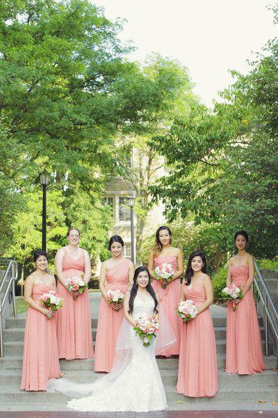 wedding dresses varying lengths