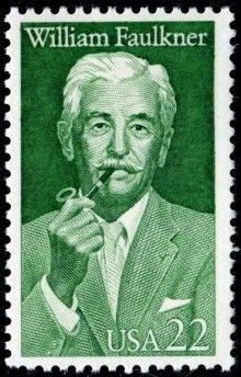 faulkner stamp