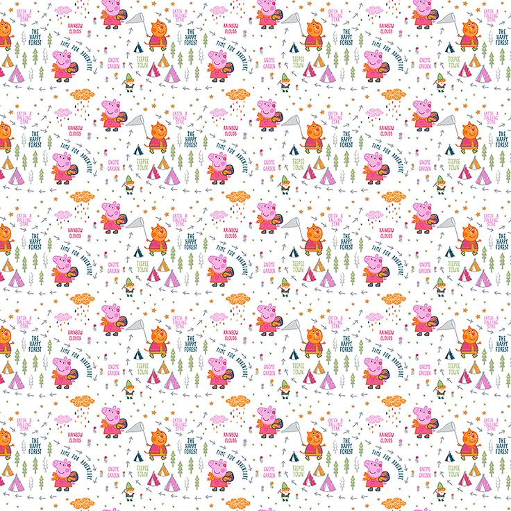 111 best Juvenile Quilting Fabrics images on Pinterest | Quilting ... : peppa pig quilting fabric - Adamdwight.com