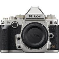 Nikon Df DSLR Camera Body (Silver)