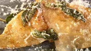 Butternut Squash Ravioli with Sage Brown Butter Recipe | The Chew - ABC.com