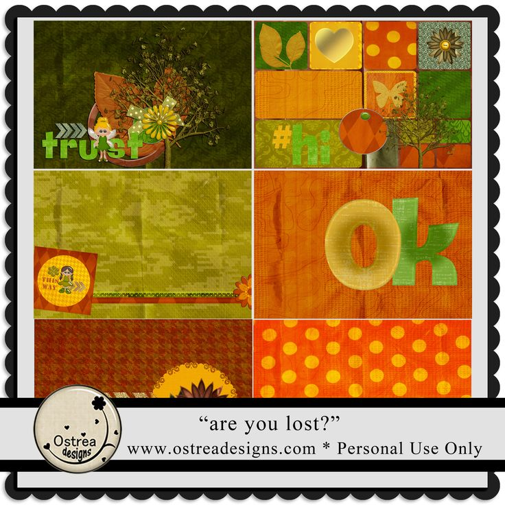 Are you lost Journal Cards http://www.ostreadesigns.com/