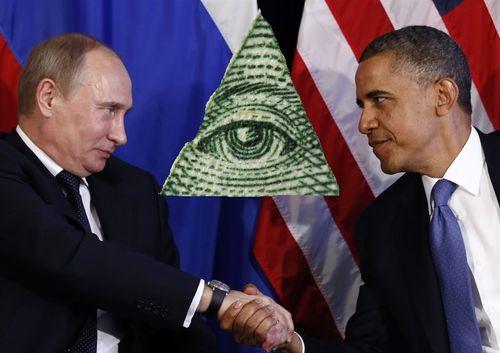 Rússia e Putin, peças chave da Nova Ordem Mundial :: nunes3373