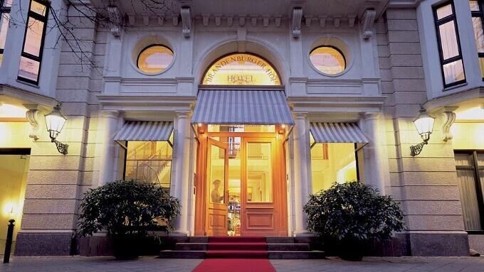 #Brandenburger Hof Berlin, #Berlin   #LuxuryHotel #TravelerVIP.com