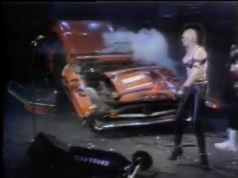 The Plasmatics on the Tom Snyder show - Part 2 - YouTube