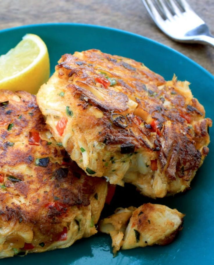 Melt-in-your-mouth crab cakes are easier to make than you think! - Everyday Dishes & DIY