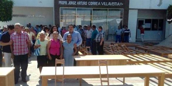 Profepa dona cedro rojo y carbón vegetal en Tabasco