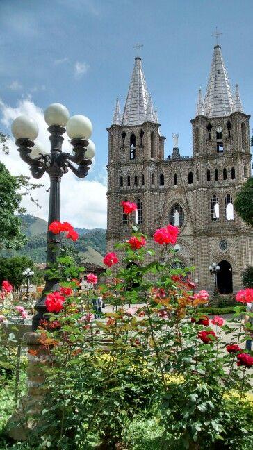 Iglesia de Jardin, Antioquia.