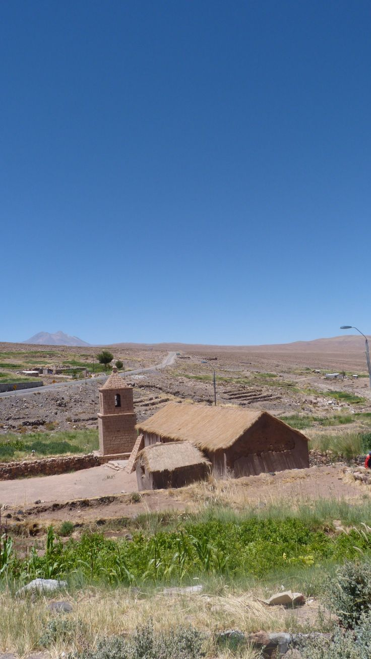 San Pedro de Atacama. Calama, Chile