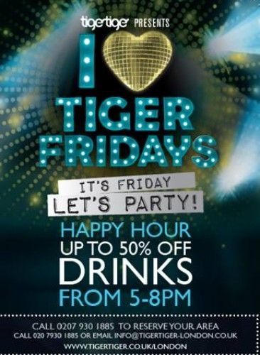 Unusual  Best Images About Club Nights And Events In London On  With Lovely Fridays At Tiger Tiger At Tiger Tiger London On Friday Th January   Events With Appealing Garden Feature Ideas Also Garden Uk Shop In Addition B  Q Garden Tools And The Secret Garden Trailer As Well As Garden Simulation Game Additionally Renishaw Gardens From Pinterestcom With   Lovely  Best Images About Club Nights And Events In London On  With Appealing Fridays At Tiger Tiger At Tiger Tiger London On Friday Th January   Events And Unusual Garden Feature Ideas Also Garden Uk Shop In Addition B  Q Garden Tools From Pinterestcom