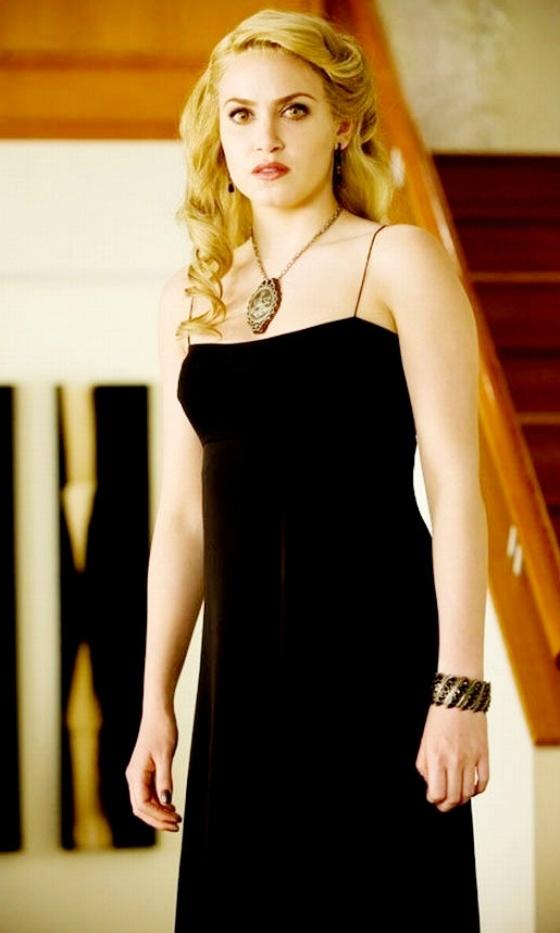 Twilight: New Moon - Rosalie Hale