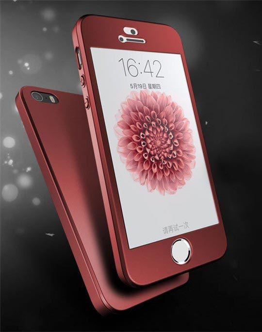 Husa ultra subtire pentru iPhone 5, 5S, 5SE