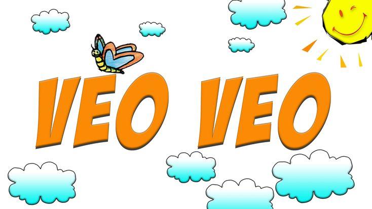 VEO VEO - CANZONI PER BAMBINI  - Balli di gruppo &  baby dance -  musica...