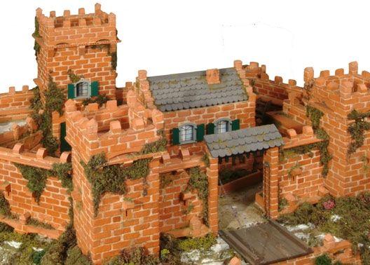 Teifoc Castle Teifoc Brick Amp Mortar Sets Pinterest