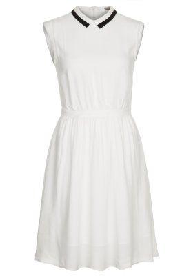 mint&berry Sukienka letnia - biały - Zalando.pl
