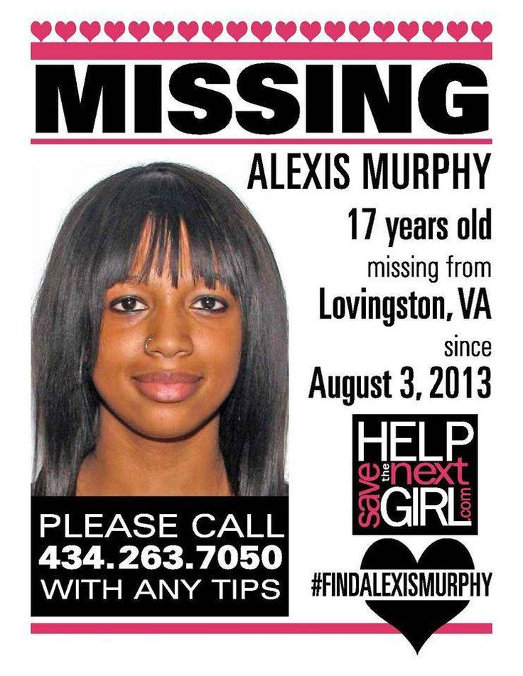 Pin by Carla Main on MISSING Pinterest - missing person poster generator