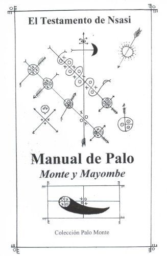 El Testamento de Nsasi, Manual de Palo Monte y Mayombe (Spanish Edition) by David Camara. $10.28. Publisher: David Camara; Kindle Edicion 2012 del original impreso 2004 ISBN edition (July 19, 2012)