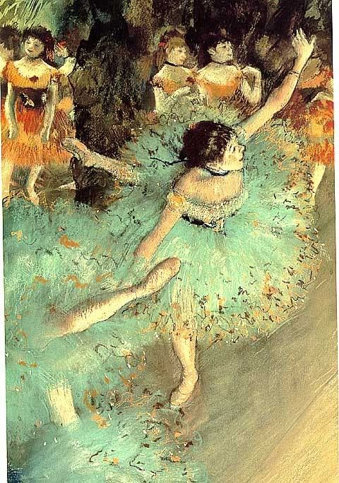 a biography of hilaire germain edgar de gas french painter - edgar-germain-hilaire degas, a revered artist of time, created many pieces of art in his lifetime his life journey began when he was born on july 19, 1834, in paris france he was born to célestine musson de gas and auguste de gas.