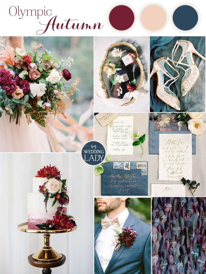 92 Best Wedding Themes Fall Images On Pinterest