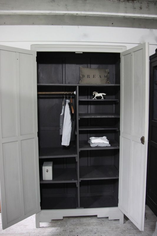 Best 25+ Grande armoire ideas on Pinterest | Armoire chambre ...