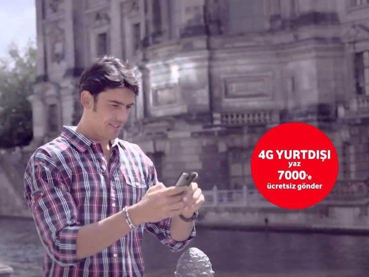 Vodafone Red abonelerine özel 4G hızında internet sunuyor. Yurtdışında 4G internet servisi ve 4G'nin geçerli olduğu ülkeler için tıklayın.