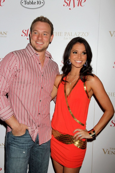 Melissa Rycroft Photo - Melissa Rycroft and Tye Strickland in Vegas