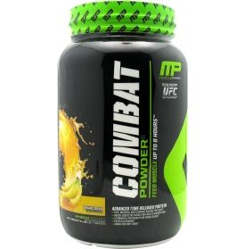 Muscle Pharm Combat Protein Powder Banana Cream 2 lbs - Dick's Sporting Goods