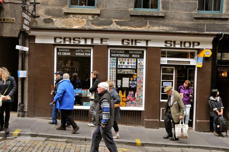 Castle Gift Shop photo | 23 Photos Of Edinburgh