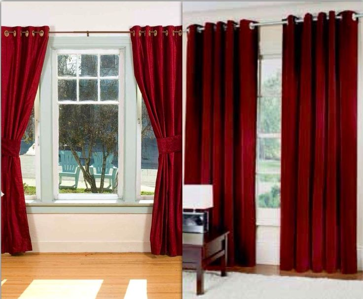 Curtains Ideas burgandy curtains : Burgundy Velvet Curtains - Curtains Design Gallery