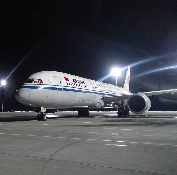 Air China Boeing 787-9 at Petropavlovsk-Kamchatsky due to a passenger emergency