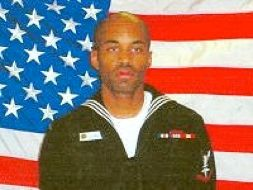Hospital Corpsman Third Class (FMF) Michael Vann Johnson, Jr., 25, of Little Rock, AR, was killed in action March 25, 2003, in Iraq. Doc Johnson was assigned to Naval Medical Center San Diego, First Marine Division Detachment.