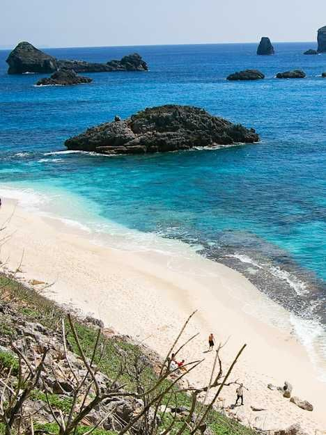 Formerly known as the Bonin Islands, Japan's Ogasawara Islands can be reached only via a 25-hour boat trip – a fact that has undoubtedly helped preserve their near-pristine ecological status. This archipelago of over 30 subtropical and tropical islands combines rare and in some cases unique land flora and fauna with some of the world's most diverse ocean reef communities.  by Ippei + Janine