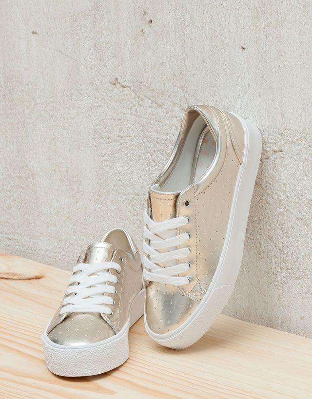 All - WOMAN - Shoes - Bershka Sweden