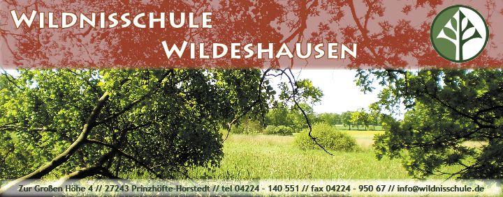 Wildnisschule Wildeshausen: Startseite