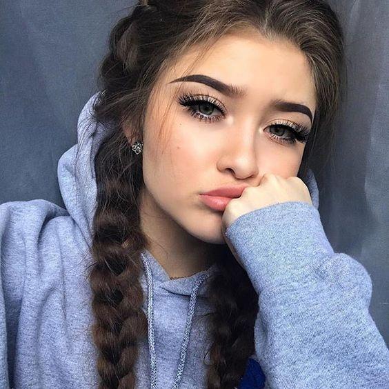 Tumblr Girls Cute Aesthetic Makeup And Hair Instagram