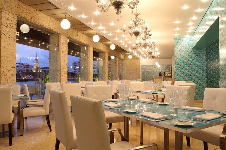 #Restaurante Marea By Rauch en #Cartagena #Colombia