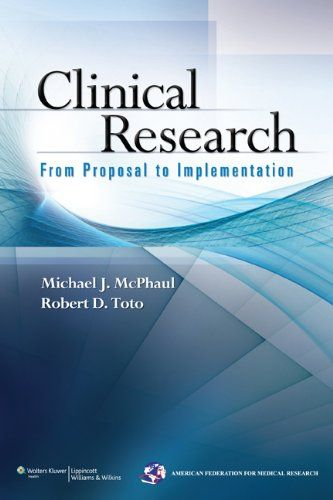 Clinical Research: From Proposal to Implementation by Rob... https://www.amazon.com/dp/B004XWEODA/ref=cm_sw_r_pi_dp_x_DetJyb27X2TY5