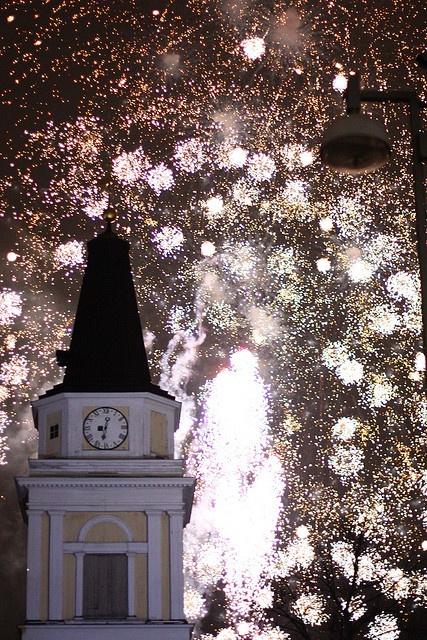 Fireworks, Vanha kirkko, Tampere