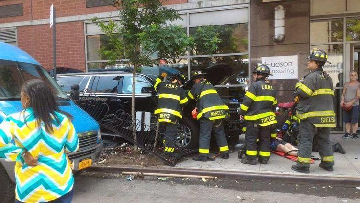 Έκτακτο: Βαν χτύπησε πεζούς στο κέντρο του Μανχάταν: Τουλάχιστον δέκα άνθρωποι έχουν τραυματιστεί όταν ένα SUV ανέβηκε στο πεζοδρόμιο και…