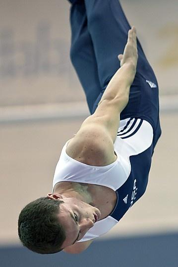 London 2012 Olympics: Trampolines Aren't Just for the Backyard - Speakeasy - WSJ