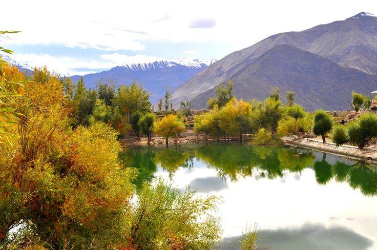 Nako Lake, Himachal