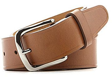 Cole Haan Buff Harness Leather Belt on shopstyle.com