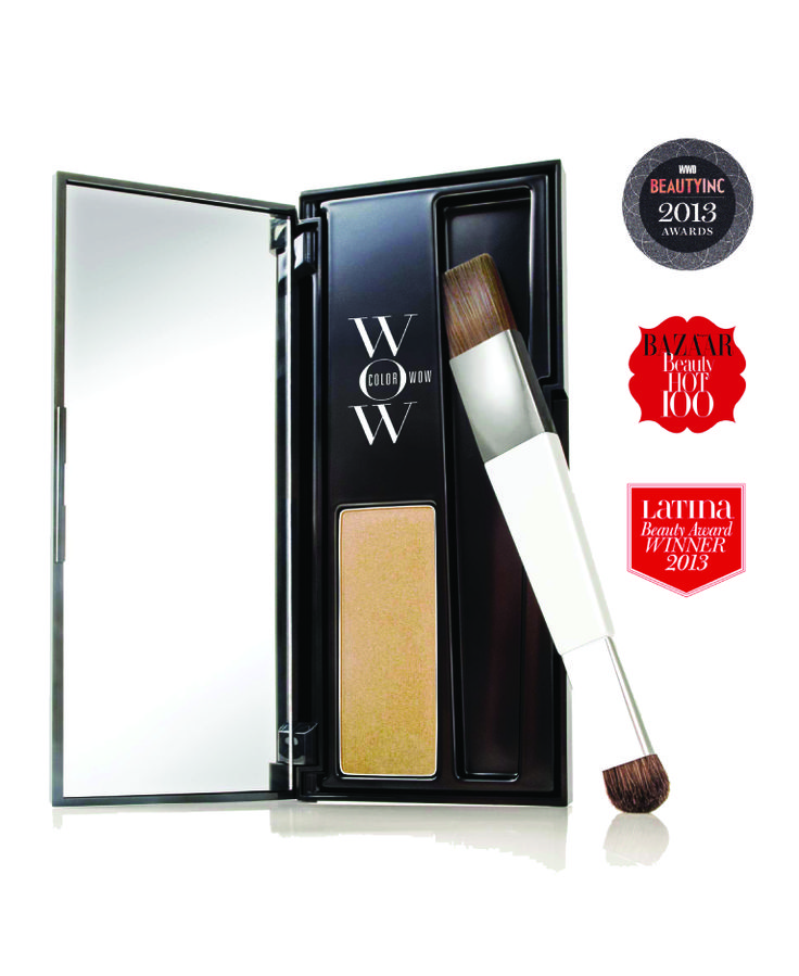 @ColorWow Root Cover Up won the Harper's Bazaar Beauty Hot 100 Award for Best Hair Innovation, WWD Beauty Inc. Award for Product of the Year in Hair Care and the award for Best Root Touch Up from Latina Magazine. - $34.50