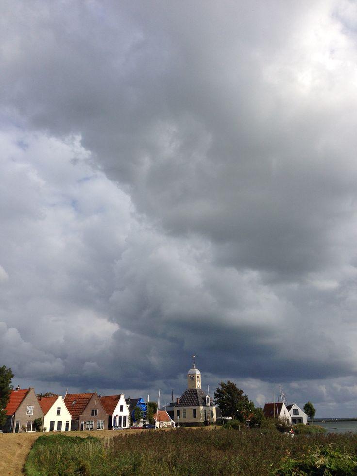 Durgerdam, Noord-Holland.