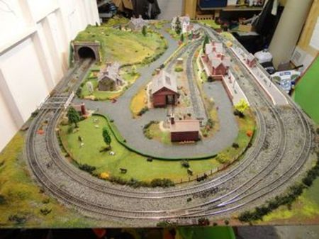10 images about hornby railways on pinterest gardens for Hornby garden designs