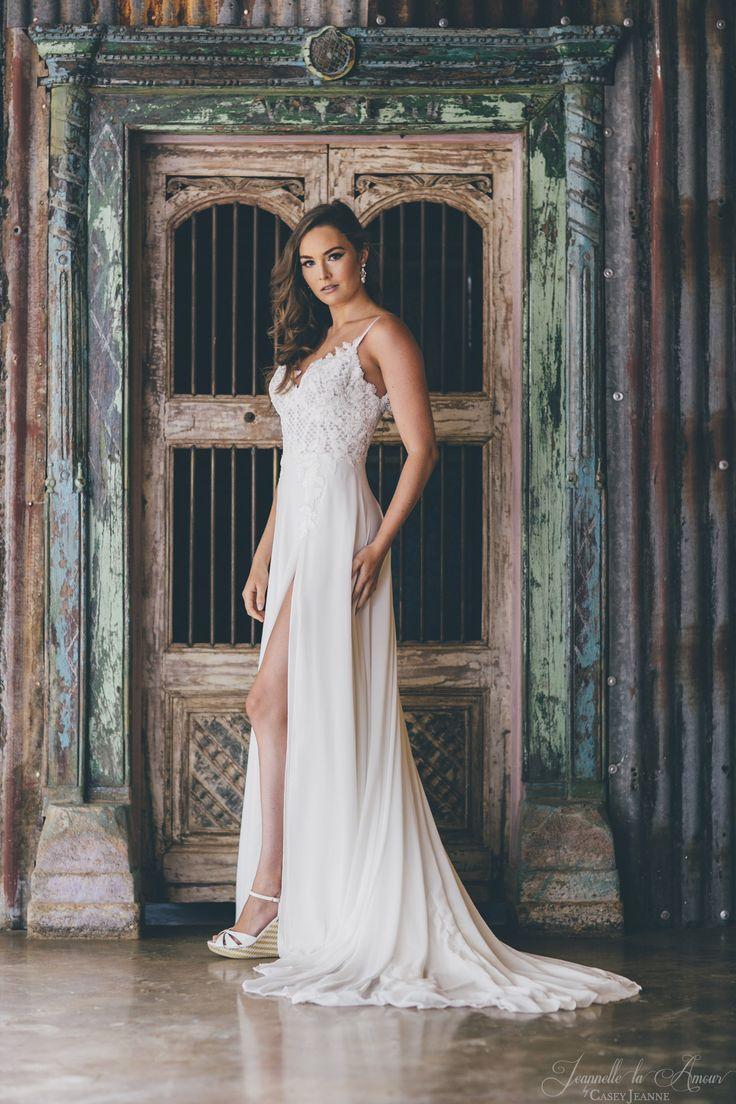 Selena wedding gown: Jeannelle la Amour by Casey Jeanne <3 www.caseyjeanne.com https://www.facebook.com/JeannellelaAmour  https://www.facebook.com/CaseyJeanneAtelier