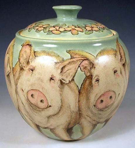 855 Best Images About Cookie Jars
