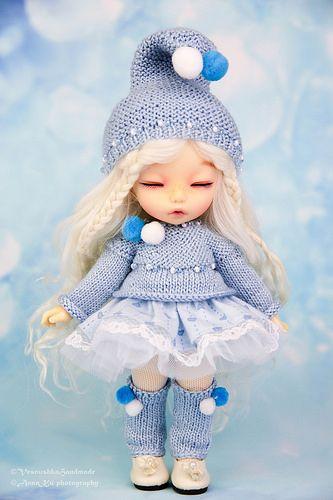 Pastel Blue Dwarf