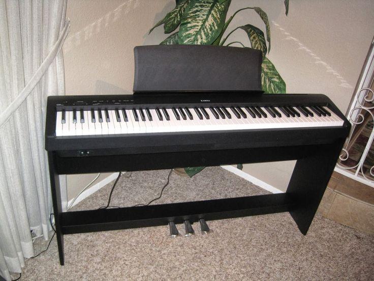 AZPianoNews: REVIEW - Kawai ES100 Portable Digital PIano - Recommended as a Best Buy! - Digital Piano Reviews